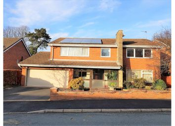 Thumbnail 4 bed detached house for sale in Jerbourg Close Seabridge, Newcastle