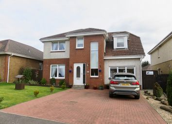 Thumbnail 4 bed detached house for sale in Killearn Crescent, Airdrie