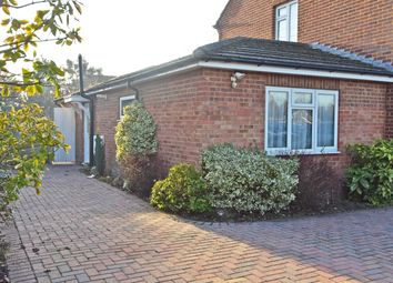 Thumbnail 2 bed bungalow for sale in Meadlands Drive, Petersham, Ham, Richmond