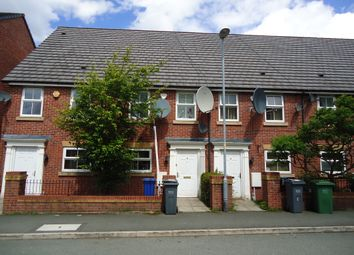 Thumbnail 3 bed town house for sale in Appleton Street, Cheetham Hill, Manchester