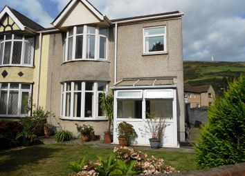 Thumbnail 3 bed semi-detached house to rent in Beechwood Road, Port Talbot, Neath Port Talbot.