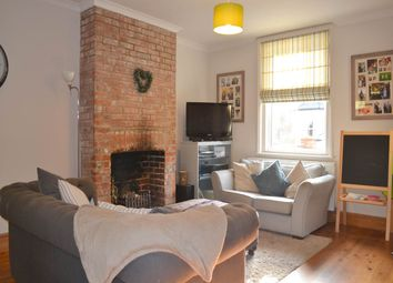 Thumbnail 2 bed terraced house to rent in Boundary Road, Newbury