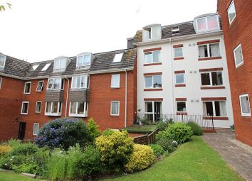 Thumbnail 1 bed flat for sale in Retirement Home Homecourt House, Bartholomew Street West, Exeter