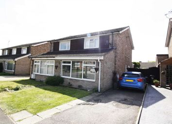 Thumbnail 3 bedroom semi-detached house for sale in Offas Close, Benson, Wallingford