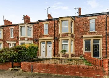 Thumbnail 2 bed flat for sale in Margaret Road, Whitley Bay