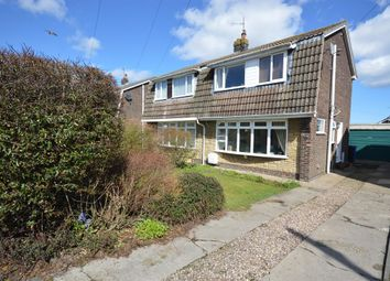 Thumbnail 3 bed semi-detached house for sale in Outgaits Lane, Hunmanby, Filey
