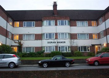 Thumbnail 2 bed flat to rent in Doran Manor, East Finchley, East Finchley, London