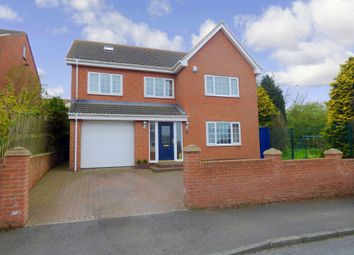 Thumbnail 5 bed detached house for sale in Highfield, Sacriston, Durham