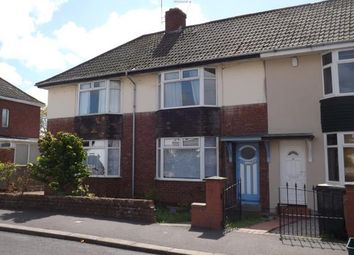 Thumbnail 3 bedroom terraced house for sale in Nibley Road, Bristol, Somerset