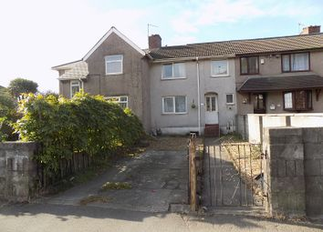 Thumbnail 3 bed terraced house for sale in Margam Road, Port Talbot, Neath Port Talbot.