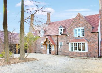 Thumbnail 5 bed detached house for sale in Tamworth, Staffordshire