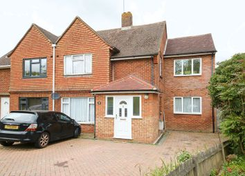 Thumbnail 5 bed semi-detached house for sale in Waterdown Road, Tunbridge Wells