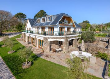 Thumbnail 7 bed detached house for sale in New Road, Stoke Fleming, Dartmouth, Devon