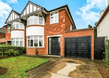 Thumbnail 3 bedroom semi-detached house for sale in Windmill Avenue, Kettering