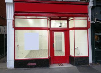 Retail premises to let in 23 Central Road, Worcester Park KT4