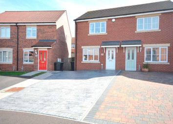 Thumbnail 3 bed semi-detached house for sale in Fellway, Pelton Fell, Chester Le Street