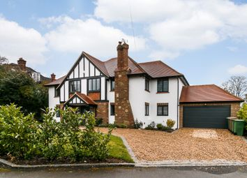 Thumbnail 5 bed detached house for sale in Burdon Lane, Cheam, Sutton
