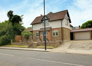 Thumbnail 3 bed property for sale in Clay Hill, Enfield