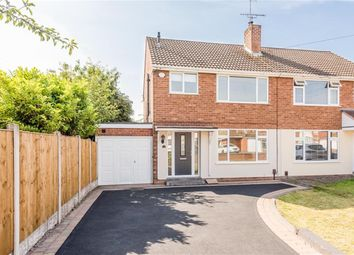 Thumbnail 3 bed semi-detached house for sale in Claydon Road, Wall Heath