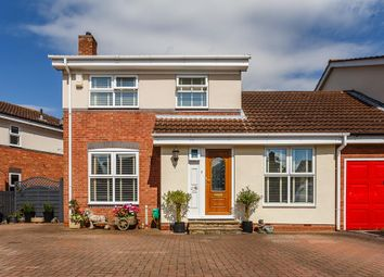 Thumbnail 3 bedroom link-detached house for sale in Burton Fields Road, Stamford Bridge, York