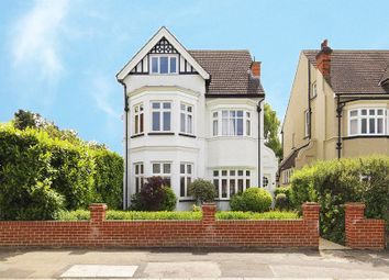 Thumbnail 3 bed flat for sale in Effingham Road, Surbiton