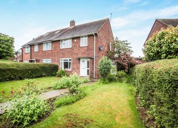 Thumbnail 3 bed semi-detached house for sale in Rotherham Avenue, Luton