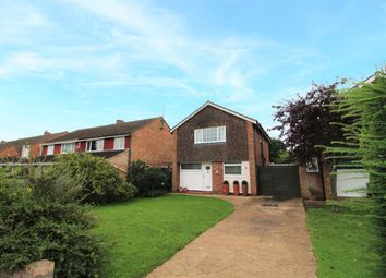 Thumbnail 3 bed detached house for sale in Chiltern Avenue, Bedford