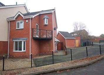 Thumbnail 4 bed end terrace house for sale in The Green, Wordsley