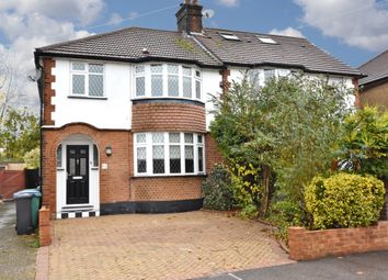 Thumbnail Semi-detached house for sale in Southfield Avenue, Watford