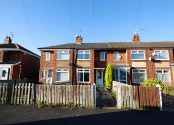 Thumbnail 2 bed terraced house to rent in Moorhouse Road, West Hull