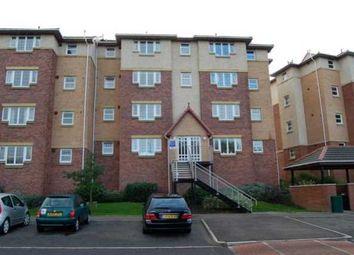 Thumbnail 2 bed flat for sale in 77 Burnvale, Livingston, West Lothian 6Dh, Scotland