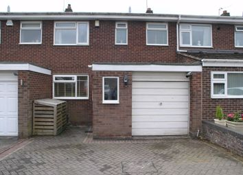 Thumbnail 3 bed terraced house for sale in Chichester Drive, Quinton, Birmingham