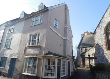 Thumbnail 3 bed end terrace house for sale in Fore Street, Topsham, Exeter