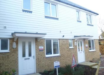 Thumbnail 2 bed semi-detached house to rent in Invicta Close, Canterbury