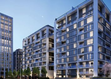 Thumbnail 1 bed flat for sale in Lord Kensington House, 375 Kensington High Street, London