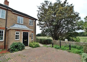 Thumbnail 2 bed end terrace house for sale in Ivel Bury, Biggleswade