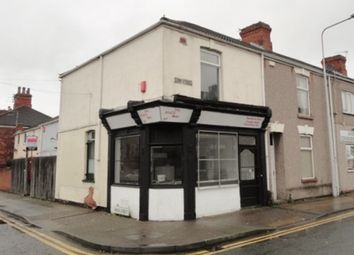 Thumbnail Commercial property for sale in Lord Street, Grimsby, South Humberside