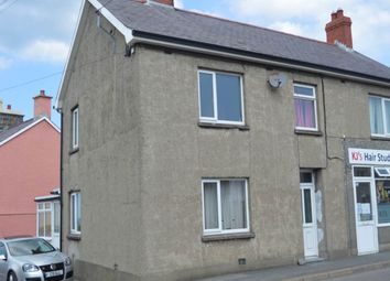 Thumbnail 4 bed property to rent in Hafan Yr Efail, Llanon