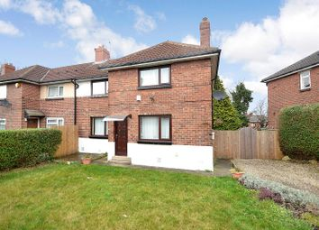 Thumbnail 3 bedroom semi-detached house for sale in Miles Hill Terrace, Meanwood, Leeds