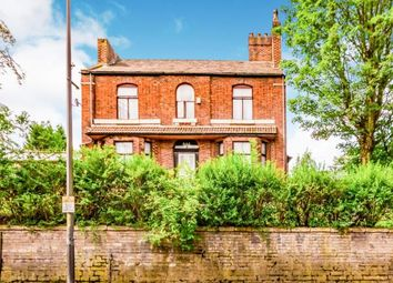 Thumbnail 5 bed detached house for sale in Stockport Road, Manchester, Greater Manchester, Uk