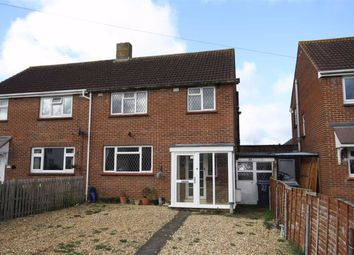 Thumbnail 3 bed semi-detached house for sale in Littlejohn Avenue, Melksham, Wiltshire