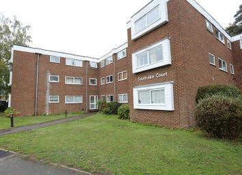 Thumbnail 2 bed flat for sale in Southlake Court, Woodley, Reading