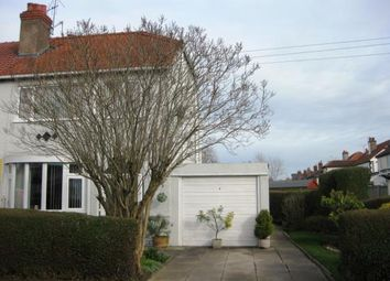 Thumbnail 3 bed semi-detached house for sale in Broadway East, Chester, Cheshire