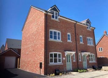 Thumbnail 4 bed semi-detached house for sale in Emery Avenue, Gloucester