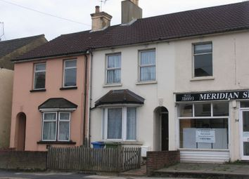 Thumbnail 2 bed terraced house to rent in Ash Road, Aldershot