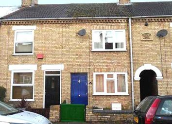 Thumbnail 2 bed terraced house to rent in Charles Street PE1, Peterborough,