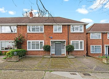 4 bed semi-detached house for sale in Hartham Close, Holloway, London N7
