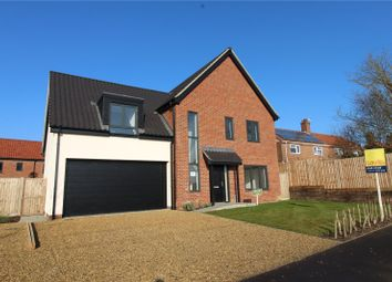 Thumbnail 5 bed detached house for sale in Bankside House, Bell Road, Barnham Broom, Norwich