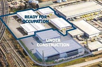 Thumbnail Light industrial to let in Unit 16 Thames Gateway Park, Chequers Lane, Dagenham, Essex