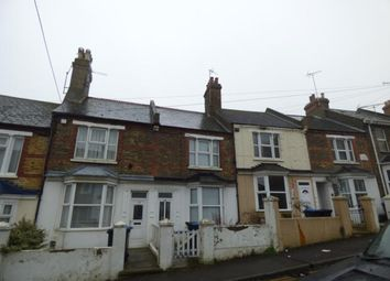 Thumbnail 3 bedroom terraced house to rent in Winstanley Crescent, Ramsgate